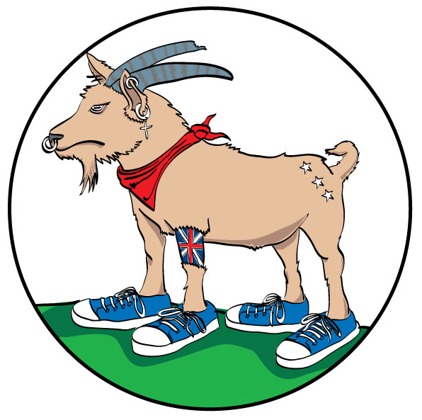 Punk Goat