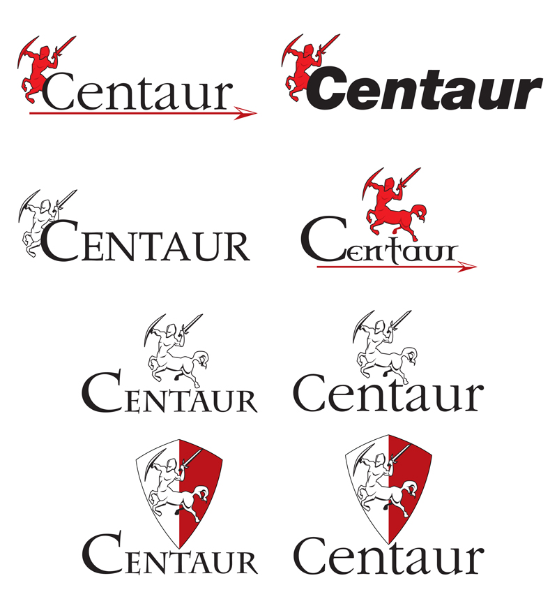 Logo Design for Centaur