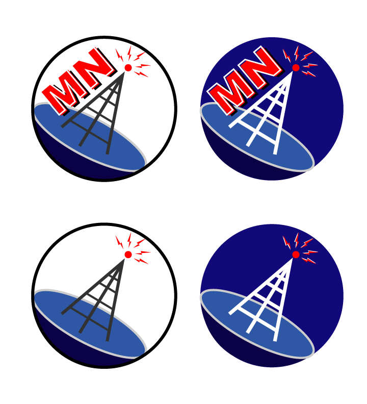 Multiplayer Network Logo - Roughs